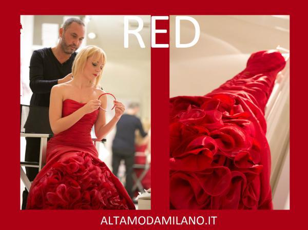 Abiti Da Sera X Capodanno.Vestiti Rosso Valentino Ideali Per Un Abito Da Capodanno